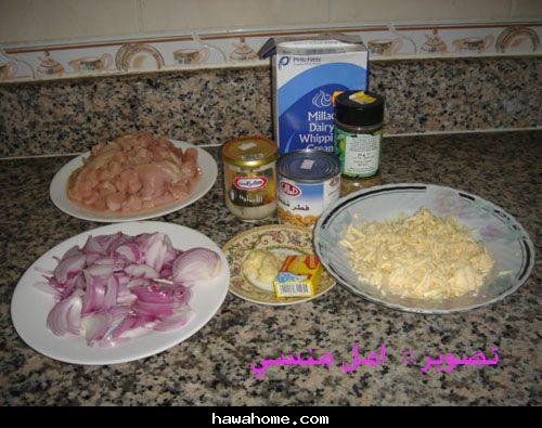 ..:: الباستا بالصلصة البيضا روووعة 275_40843c627ffa6aff