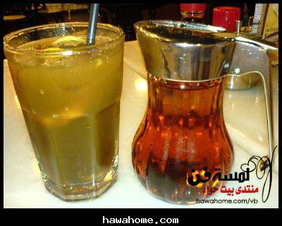 مشروبات ساخنة وصحية لوجع البطن 287_284154458a587a52